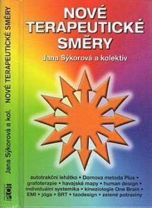 Kniha Nové terapeutické směry