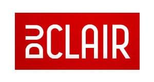 DuCLAIR design logo